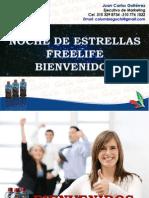 Presentacion de Negocio Freelife Colombia