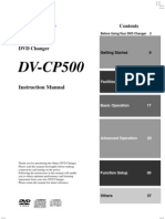 Dvd Onkyo Dv-cp500
