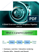 ModernGraphicsPipelineOverview