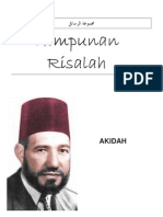 Akidah - Hassan Al-Banna - (Himpunan Risalah - Majmuah Rasail)