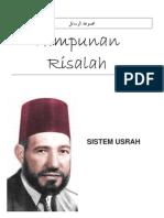 Sistem Usrah - Hassan Al-Banna - (Himpunan Risalah - Majmuah Rasail)