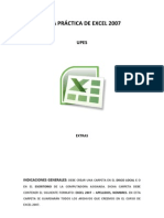 Guia Practica Excel 2007 - Extras - Upes