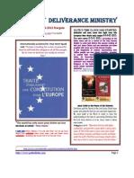 Antichrist's Empire and 2012 Stargate