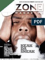 Ozone West #70 - Ozone Awards 2008