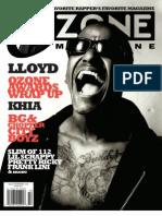 Ozone Mag #71 - Sep 2008