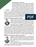 Aspecto Social y Economico Periodo 1871-1930