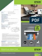 Impresora de Tabloide T1110