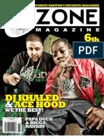 Ozone Mag #72 - Oct 2008