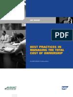 Best Practices in TCO