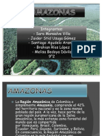 Diapositivas Del Amazonas