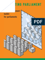 IPU Tookit for Parliaments