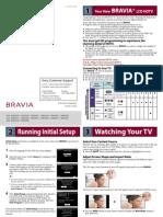 Sony BraviaTV