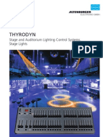 Stage Lighting Control Systems
