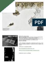 Revista Cultural Argot & Aisthesis Numero 2