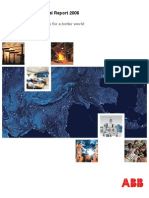 ABB India Annual Report 2006