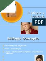 Disfagia y Acalasia