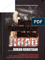 Meraih Kemuliaan Melalui Jihad, ...Bukan Kenistaan