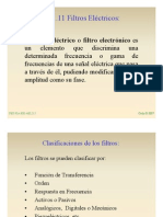 1.11 Conceptos sobre Filtros