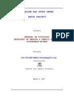 Baseline KAP Study Under RNTCP Project - CMS