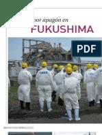 Accidente por apagón en Fukushima