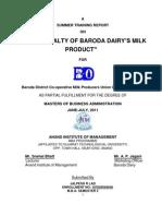Baroda Dairy