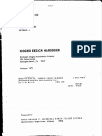 NASA CR 124075 Isogrid Design
