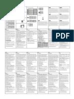 GX Series Manual