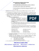 Recruitment APGV BANK