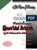 Penjelasan Qawa'idul Arba'ah
