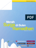 Meraih Surga Ramadan