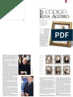 El Código Riva Agüero - Ricardo Uceda