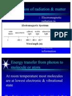 Uv+Ir Spectroscopy
