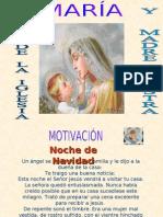 Madre de La Iglesia y Madre Nuestra