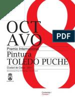 Catálogo VIII C.I.P. Toledo Puche 2011