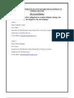 The Great Debate- Paper