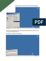 Creacion de Active Directory