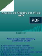 ARO_Análisis de Riesgos por oficio