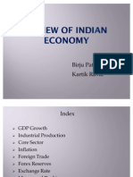 Review of Indian Economy