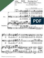 Cornelius Brennende Liebe Op16 Nr2