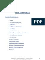 Crea Modelo Plan Empresa