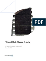 VisualHub Users Guide