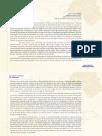 A Economia Paulista e o Territorio