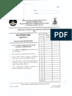TRIAL MATE Pmr 2011 Kelantan Paper 2