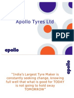Apollo Tyres- PPt ( Final )