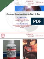 fernandez pem fish mercury study - prelim