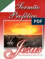 O Sermão Profetico de Jesus - Norbert Lieth