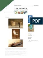 Design de Móveis_ Carlos Motta