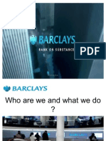 Barclays Bank - Bank on Substance