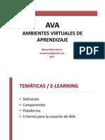 02 Ambiente Virtual de Aprendizaje