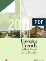 PWC ET Asia Report 2011